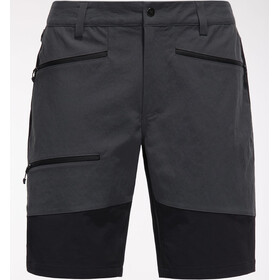 Haglöfs Rugged Flex Short Homme, magnetite/true black